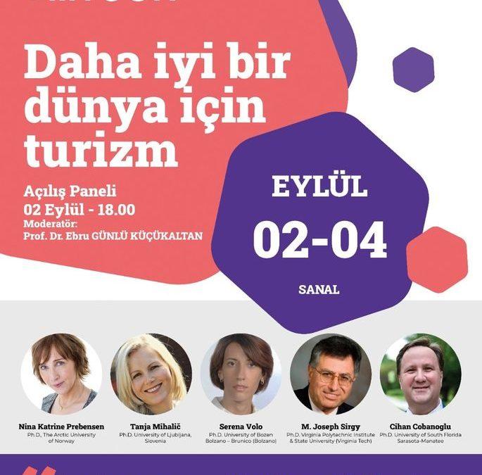 Türkiye'nin İlk Sanal Turizm Kongresi Gerçekleşti